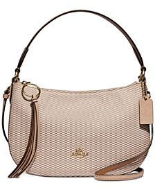 Legacy Jacquard Sutton Crossbody