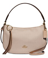 56d45aac9dc2 COACH Legacy Jacquard Sutton Crossbody
