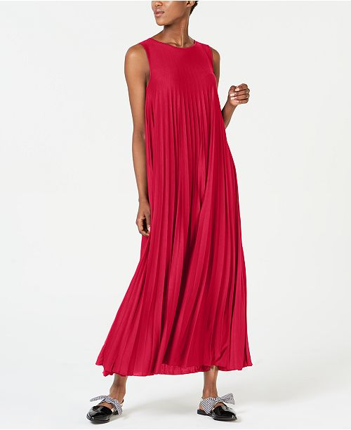 15cc4408634 Weekend Max Mara Oggetti Pleated Maxi Dress   Reviews - Dresses ...