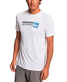 Quiksilver Waterman Men's Return to Forever Short Sleeved Thermal Tshirt