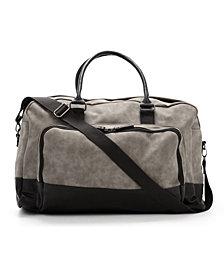 Marcel Two Tone Duffle Bag