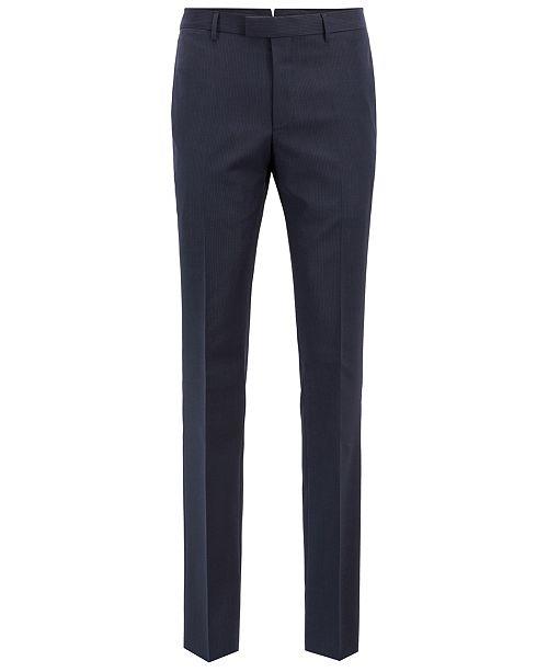 Hugo Boss BOSS Men's Striped Trousers