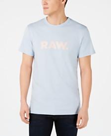 G-Star RAW Men's Logo T-Shirt, Created for Macy's