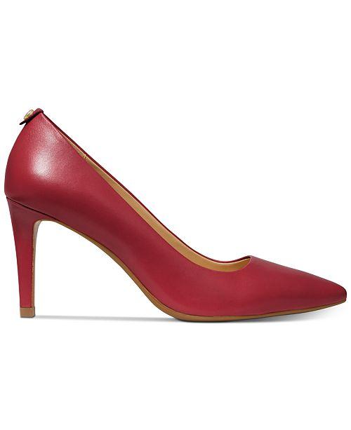 9bec1cc3166 Michael Kors Dorothy Flex Pumps   Reviews - Pumps - Shoes - Macy s