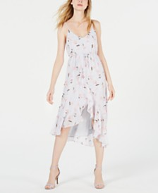 19 Cooper Sleeveless Floral Midi Dress