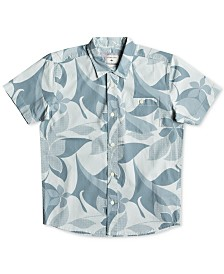 Quiksilver Big Boys Graphic Shirt