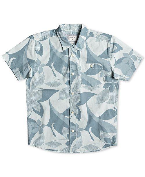 Quiksilver Big Boys Graphic Shirt