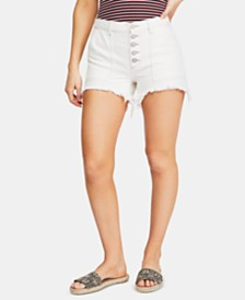 Free People Denim Jesse Carpenter Shorts