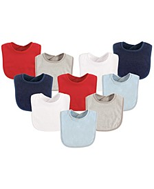 Feeder Bibs, 10-Pack, One Size