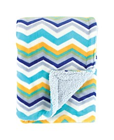 Double Layer Blanket, One Size