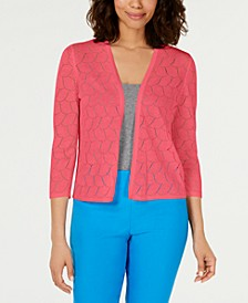 Pointelle Completer Cardigan, Created for Macy's