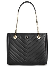 kate spade new york Amelia Quilted Leather Small Leather Tote