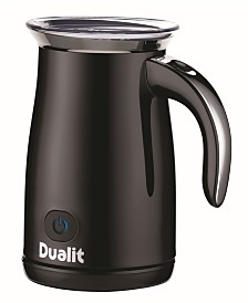 Dualit Black Hot-Cold Milk Frother