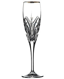 Marquis by Waterford Stemware, Caprice Platinum Flute