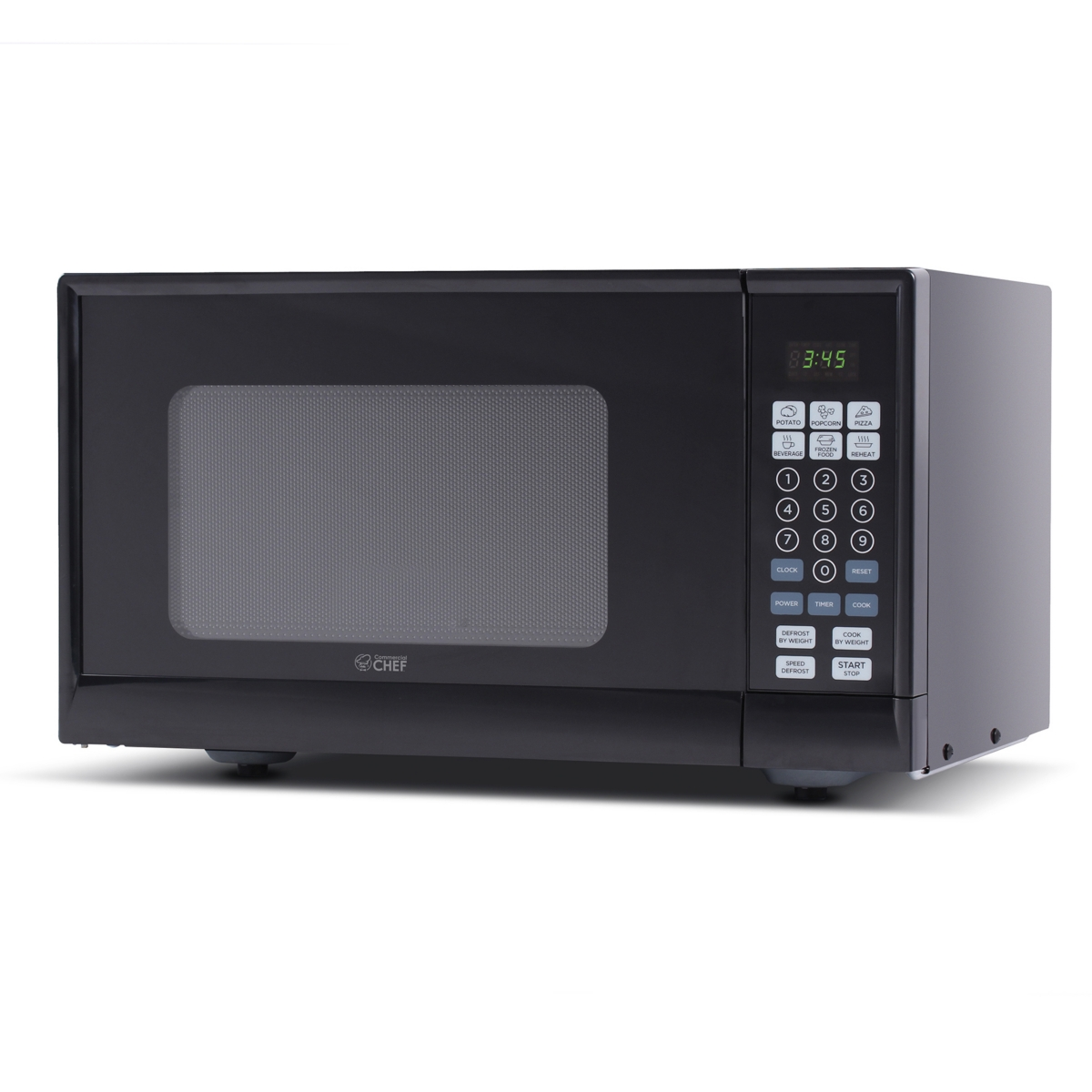 Commercial Chef CHM990 .9 Cu. Ft. Microwave
