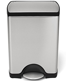 Trash Can, 30L Rectangular