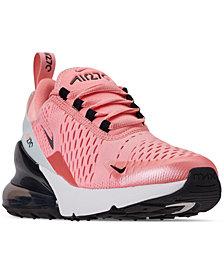 Nike Girls' Air Max 270 Valentine's Day Casual Sneakers from Finish Line