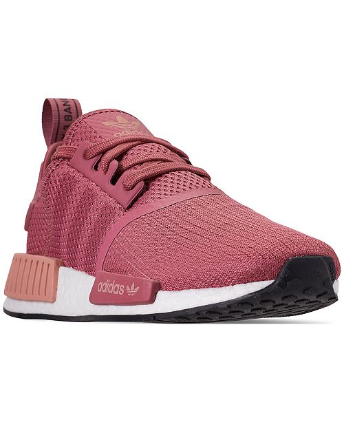 4da69eb5739b2 adidas Women s NMD R1 Casual Sneakers from Finish Line   Reviews ...