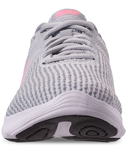 1b62fc837ac5 ... Nike Women s Revolution 4 Wide Width Running Sneakers from Finish ...