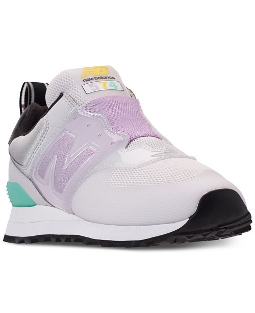 6973ae8a7d795 New Balance Women's 574 Casual Sneakers from Finish Line & Reviews ...