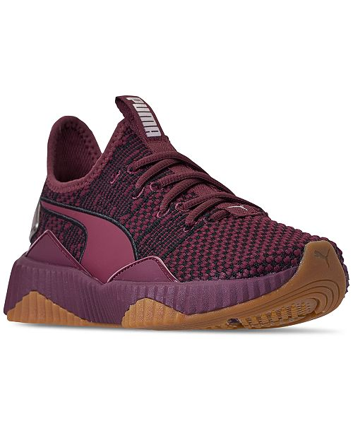 7bf56a33ad0 Puma Girls  Defy Luxe Casual Sneakers from Finish Line - Finish Line ...