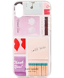 kate spade new york Matchbooks iPhone XS Case