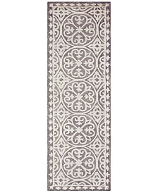 "BB Rugs Loop LOP-149 2'6"" x 8' Runner Area Rug"