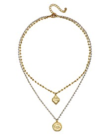 Capwell & Co. Double Row Necklace