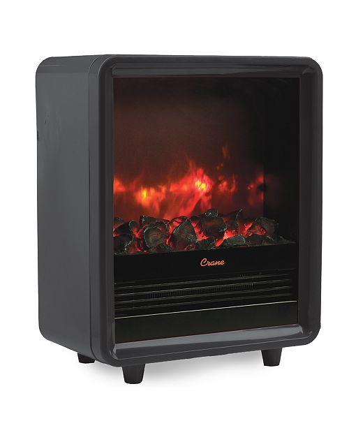 Crane Fireplace Heater