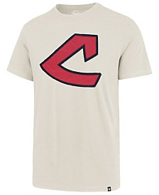 '47 Brand Men's Cleveland Indians Fieldhouse Knockout T-Shirt