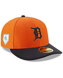 New Era Detroit Tigers Spring Training 59FIFTY-FITTED Low Profile Cap