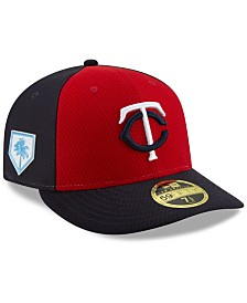 New Era Minnesota Twins Spring Training 59FIFTY-FITTED Low Profile Cap