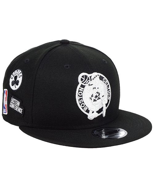 474d6136e New Era Boston Celtics Night Sky 9FIFTY Snapback Cap - Sports Fan ...