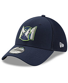 New Era Minnesota Timberwolves Back Half 39THIRTY Cap