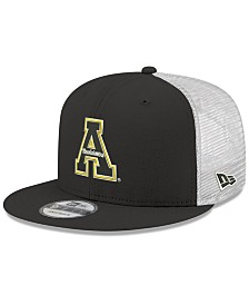 New Era Appalachian State Mountaineers TC Meshback Snapback Cap