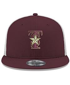 New Era Texas State Bobcats TC Meshback Snapback Cap