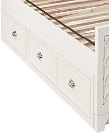 "Amanda 77"" Under Bed Storage Box"