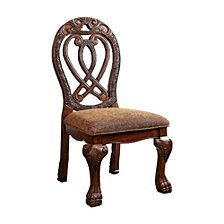 Traditional Styleside Chair - Set Of 2