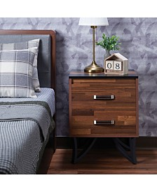 Noella Nightstand-End Table