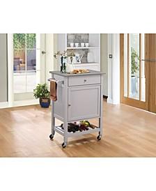 Hoogzen Kitchen Cart