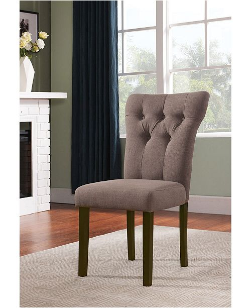 Acme Furniture Effie Side Dining Chair (Set of 2)