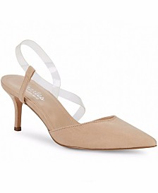CHARLES by Charles David Alda Asymmetrical Pumps
