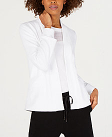 Eileen Fisher Textured Short Jacket