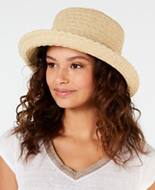 Nine West Packable Kettle Hat