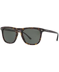 Giorgio Armani Polarized Sunglasses, AR8107 53