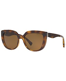 Ralph Polarized Sunglasses, RA5254 54