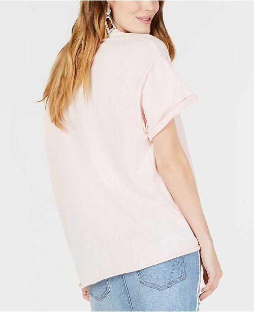 581f977fe True Vintage Cotton Frida-Graphic T-Shirt & Reviews - Tops - Juniors ...