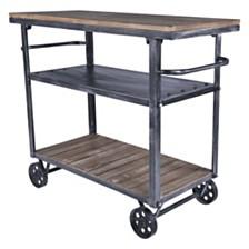 Reign Kitchen Cart, Quick Ship