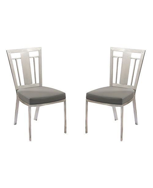 Armen Living Cleo Dining Chair (Set of 2)