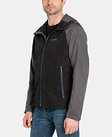 Michael Kors Men's Birch Run Hooded Jacket, Created for Macy's